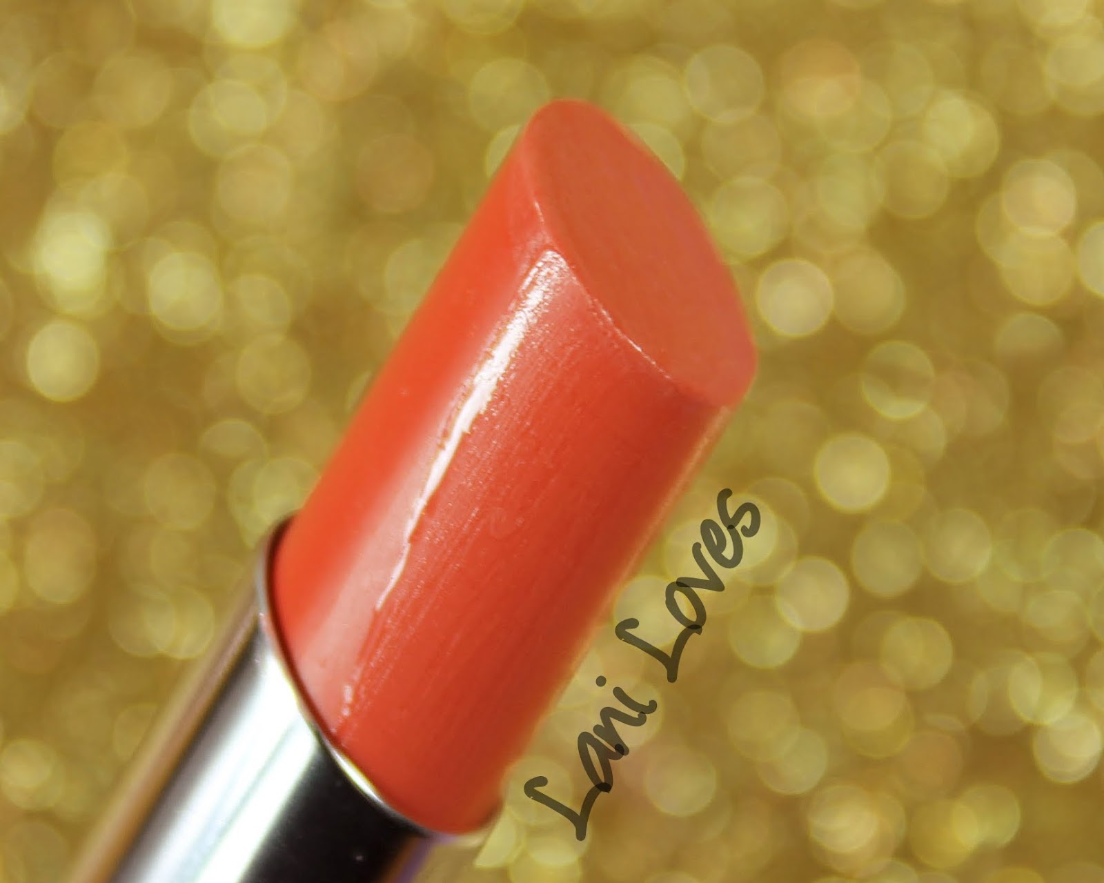 ZA Plumper Lips - 09 Sunset Glow lipstick swatches & review