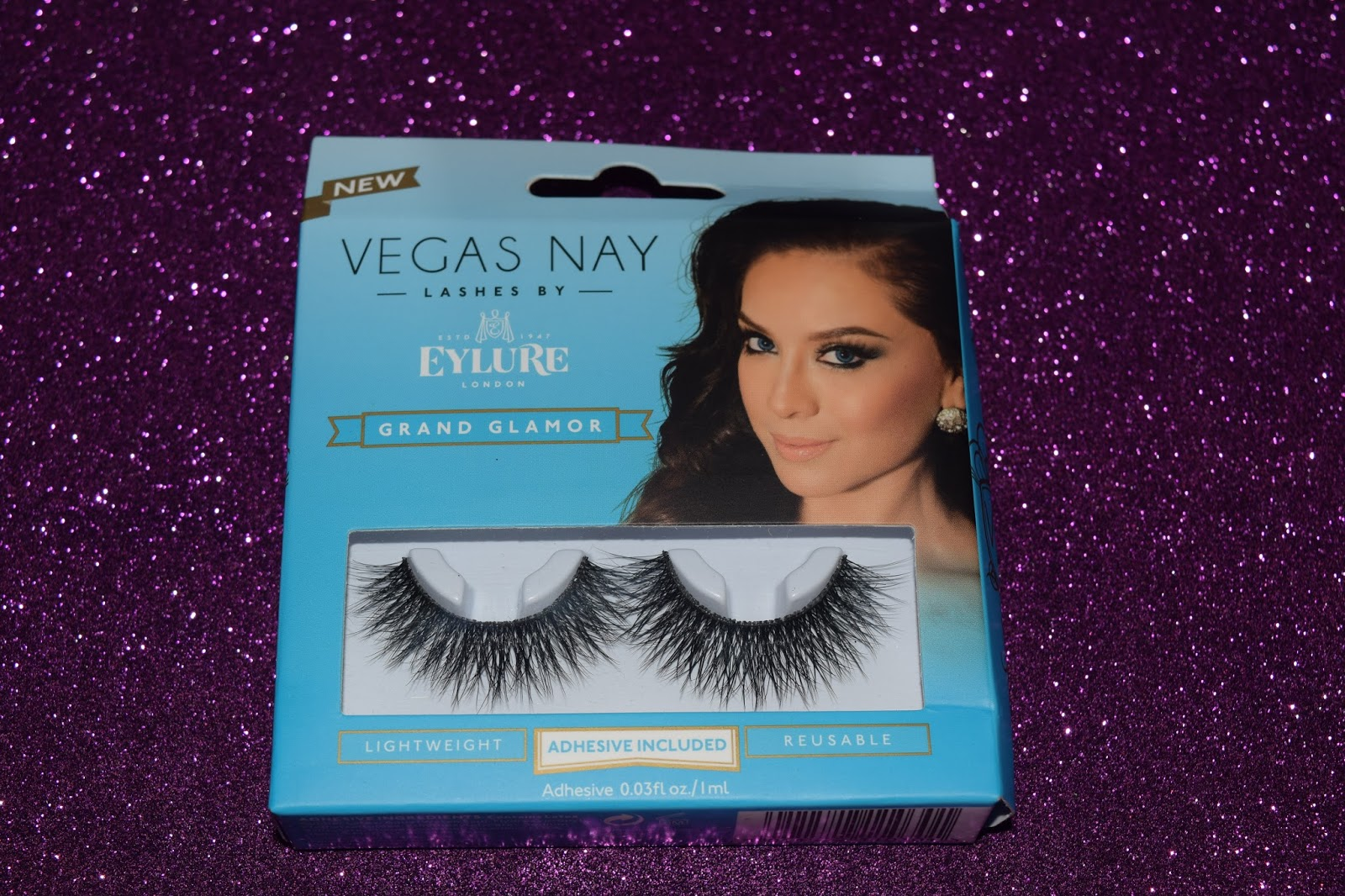 1e5ff4c5cf4 Vegas Nay Lashes by Eyelure in