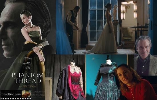 Interview with Costume Designer Mark Bridges Phantom Thread