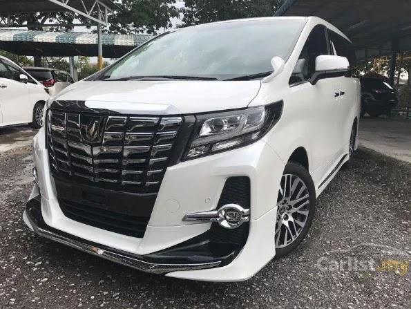 7 Keunggulan Toyota Alphard yang Wajib Kalian Ketahui