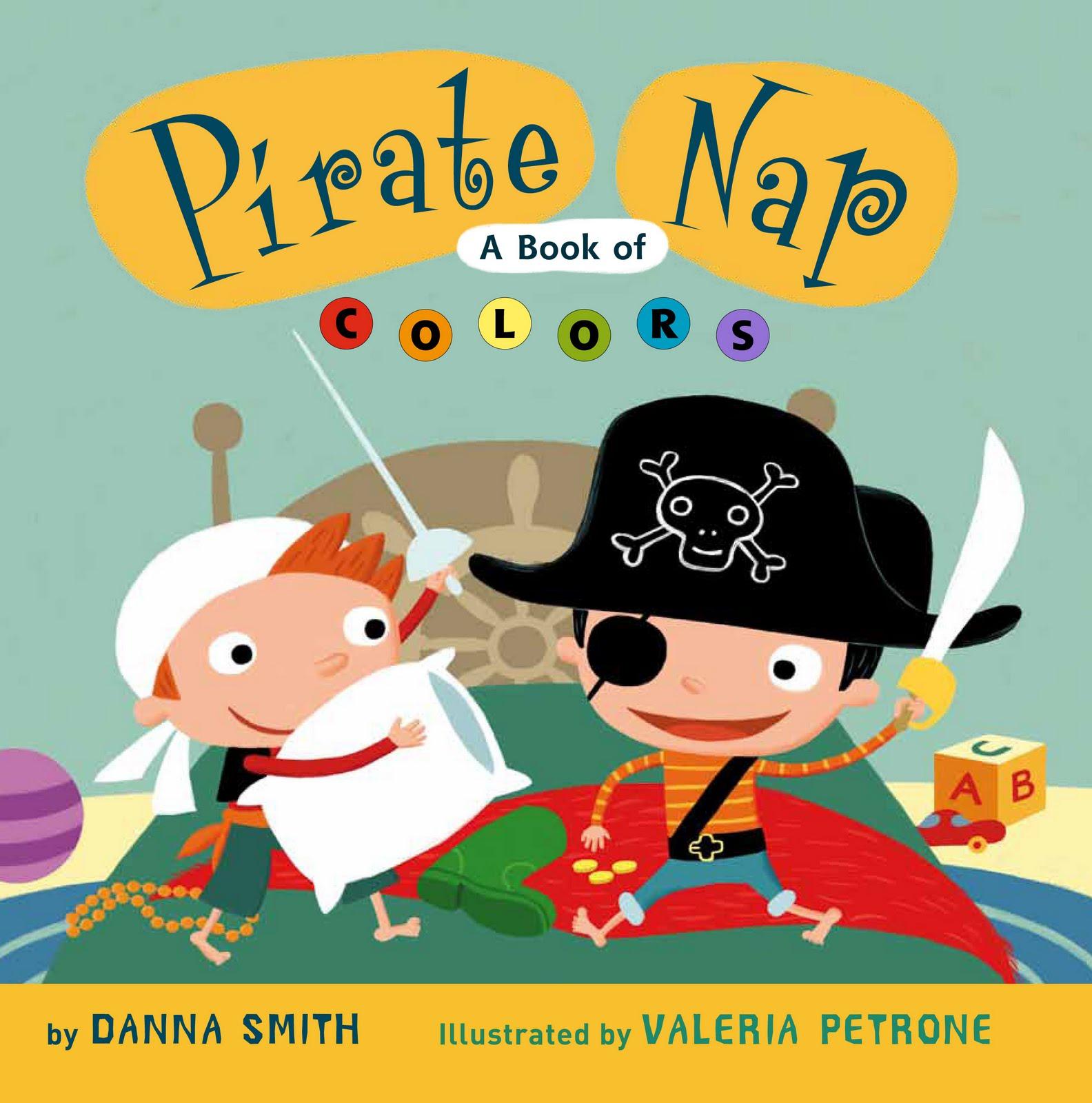 Toddler Time: Pirates! | hushlander