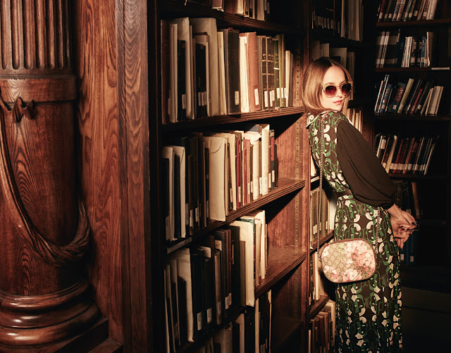 Dakota Johnson Photoshoot by Laurie Bartley for The Edit Magazine 28th Issue