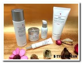 10 step korean skin care kit