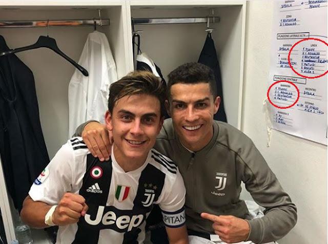 Dybala vô tình tiết lộ: Ronaldo chưa phải là số 1 tại Juventus 2
