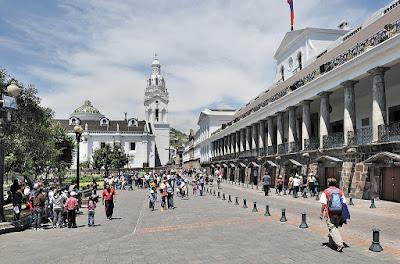 Ciudad de Quito - Ecuador