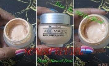LAKME Skin Tints Review | Natural Pearl