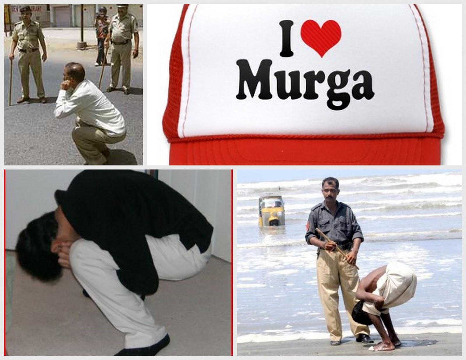 Murga Position