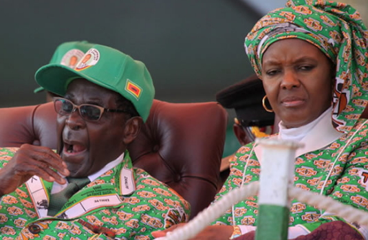 mugabe sacks vice president