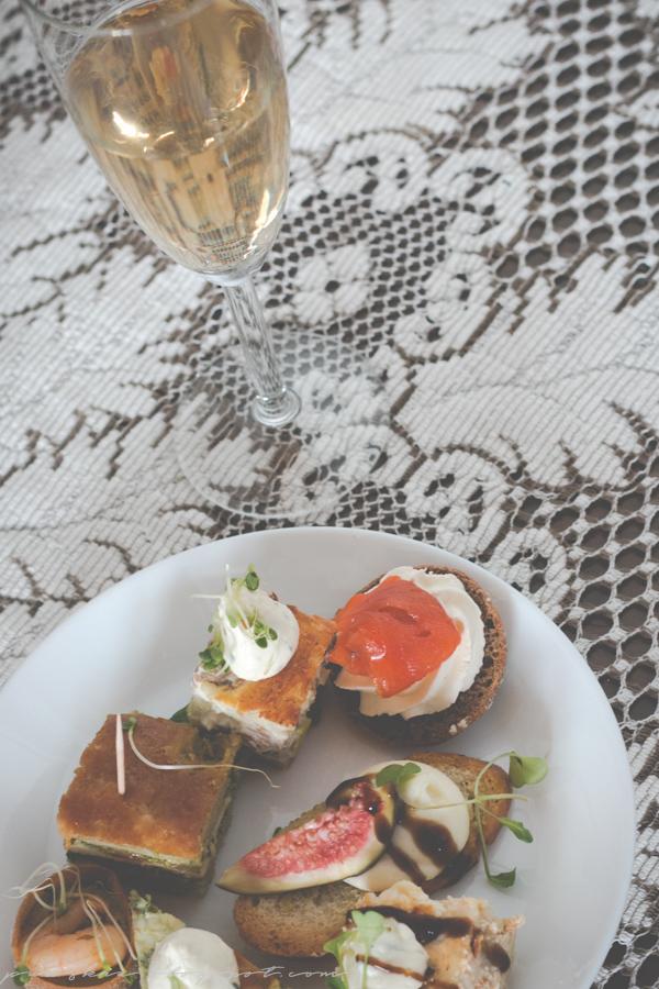 Suolaiset cocktailpalat