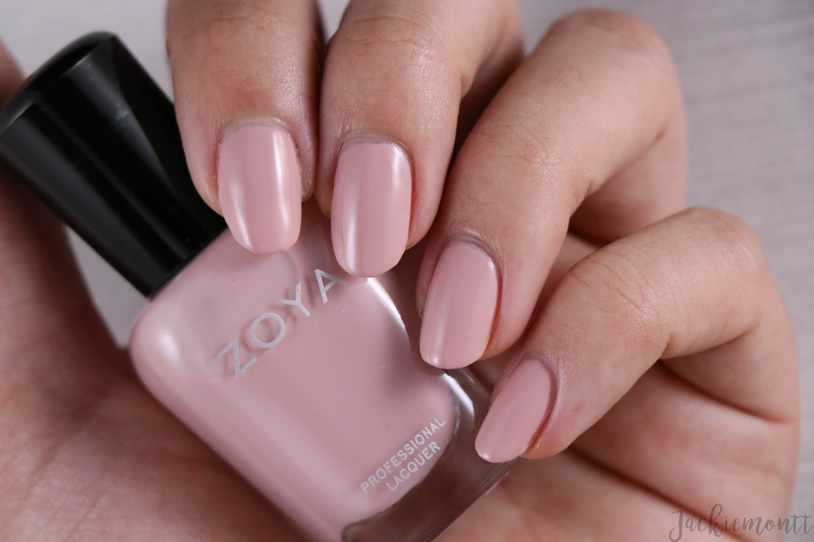 Avril This Is A Neutral Pink Cream With Light Brown Undertones And I Was Surprised At How Nicely Color Looked On The Nail