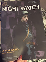 The Night Watch by Sarah Waters - theatre play programme