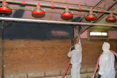 Agricultural Spray Foam - Delmarva Spray Foam