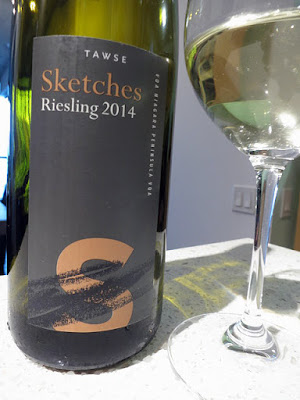Tawse Sketches Riesling 2014 (91 pts)