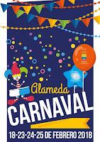 Alameda - Carnaval 2018