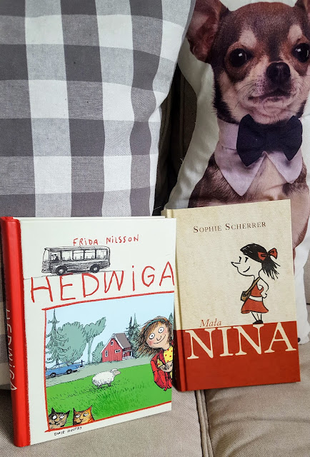 Hedwiga i Mała Nina