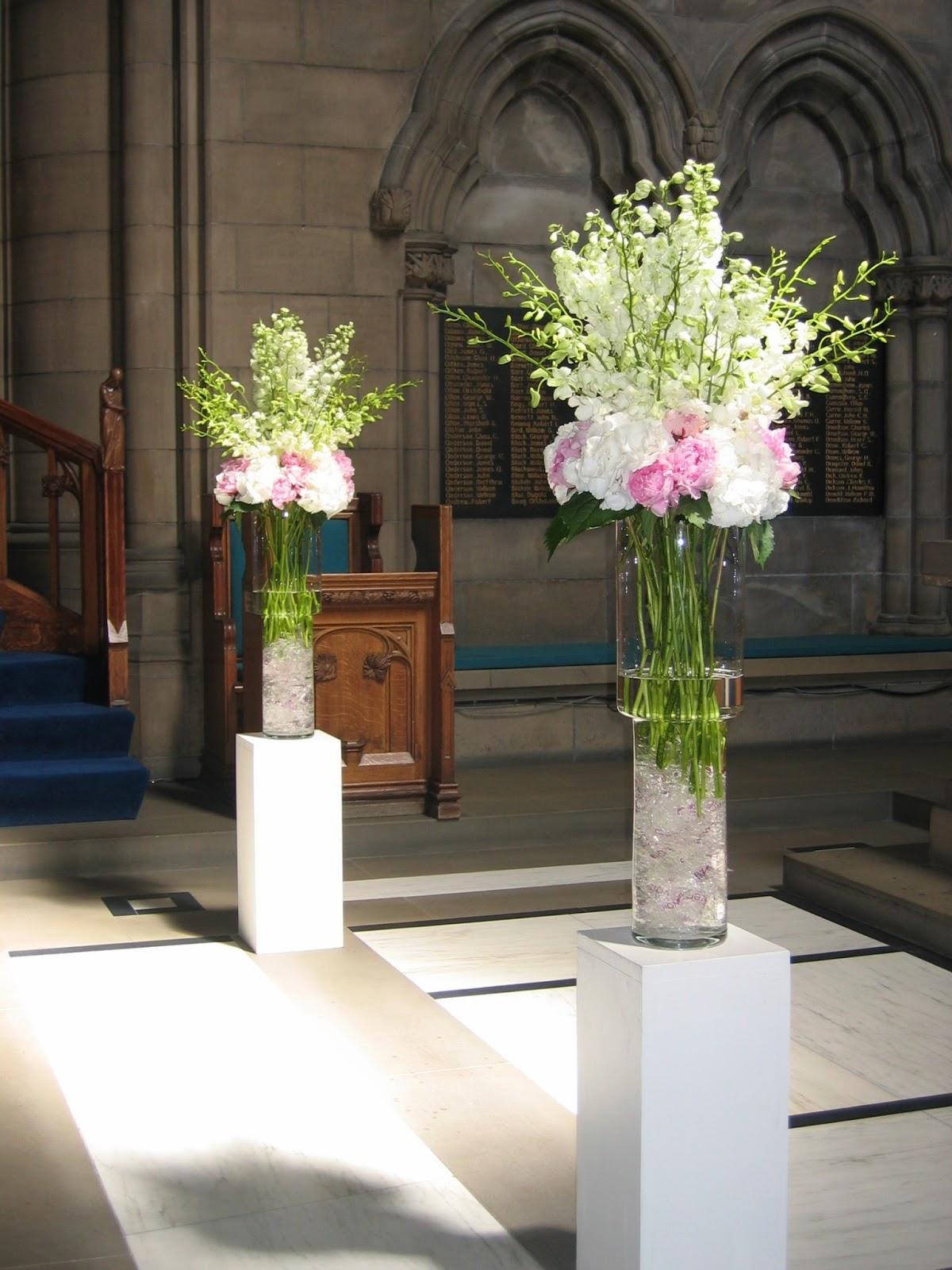 Mood Flowers Wedding Ceremony Flowers