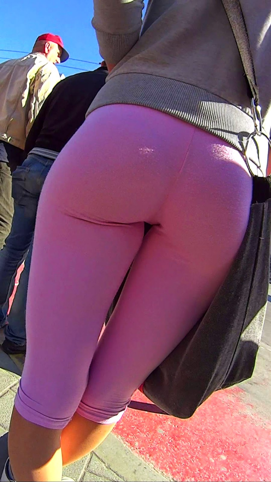 Excellent idea Hot naked blonds with yoga pants think, that