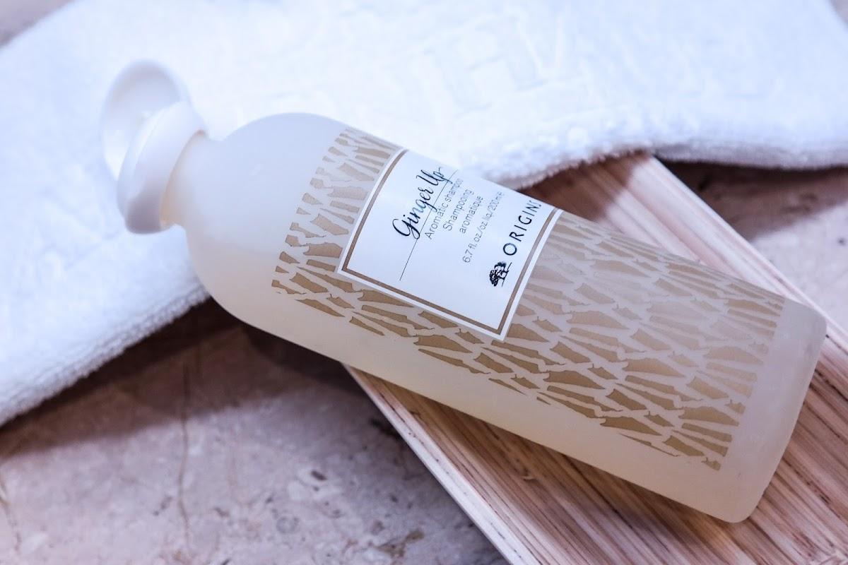 Haarshampoo warm würziger Duft
