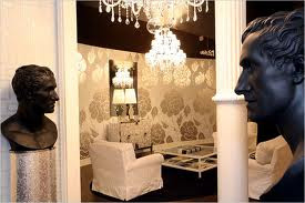 Living Rooms with Mosaic Glass Tiles  Bisazza 6