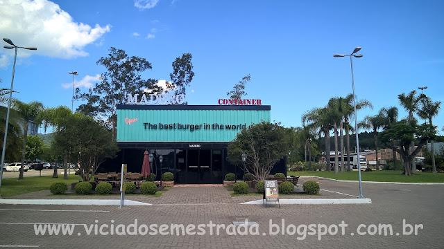 Restaurante Madero Container
