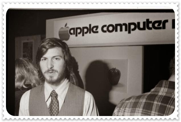 Steve Jobs - apresentação na feira de informática