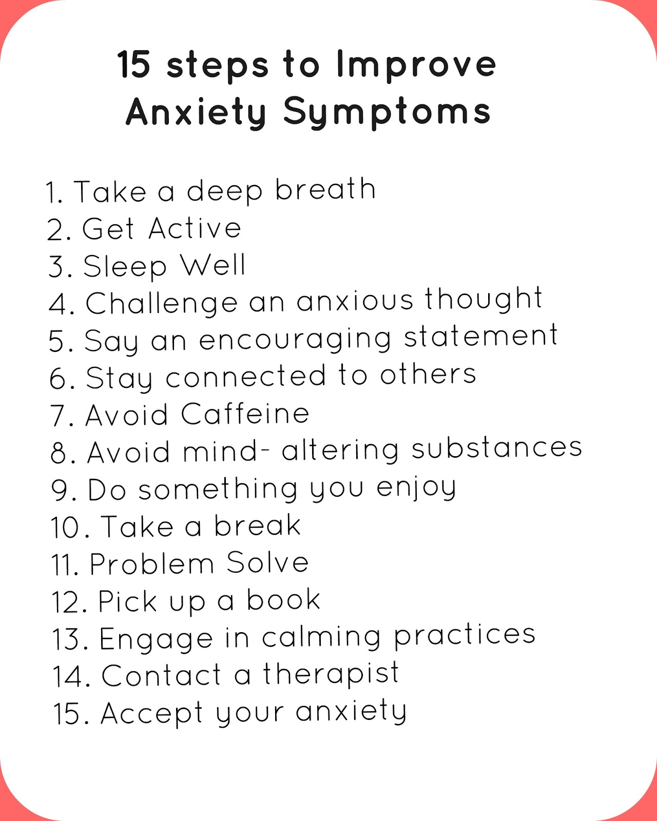 can you enjoy anxiety