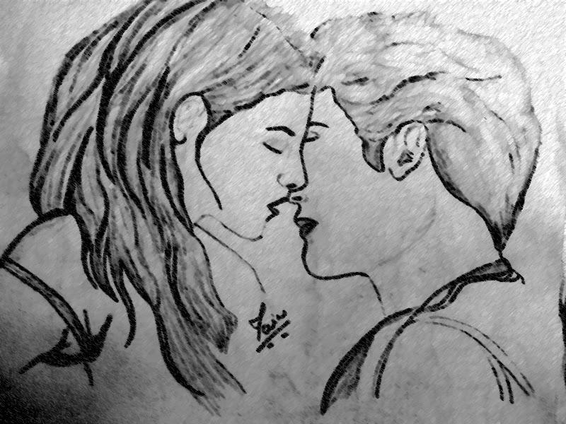 Pencil Drawing Of A Beautiful Girl (15 Image) - Colorings.net
