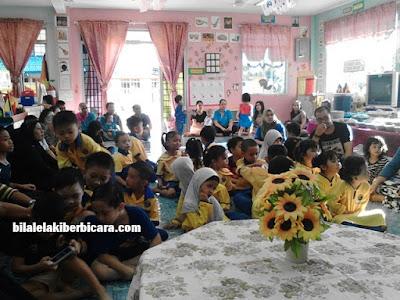 Program Tabika Perpaduan Kelas Bunga Orkid Sibu