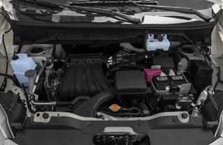 2018 Nissan Nv200 Evaluation Engine