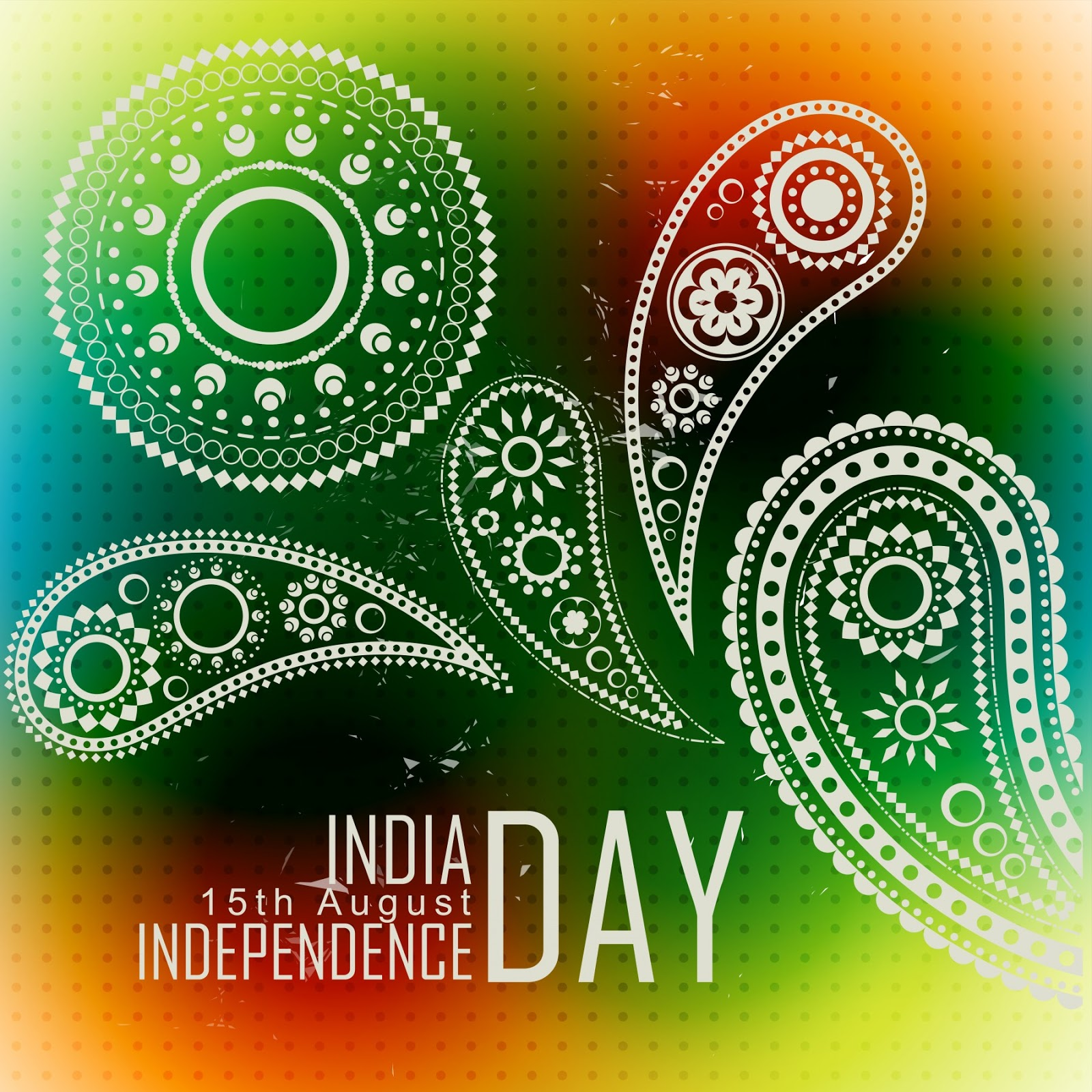 Elegant Happy 70th Independence Day Greeting Cards, E Cards   15 August Cards 2017 Amazing Ideas
