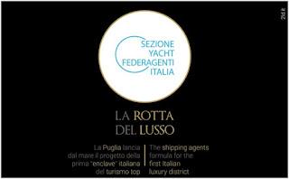 Federagenti-Puglia: lanciata la sfida per il turismo di lusso