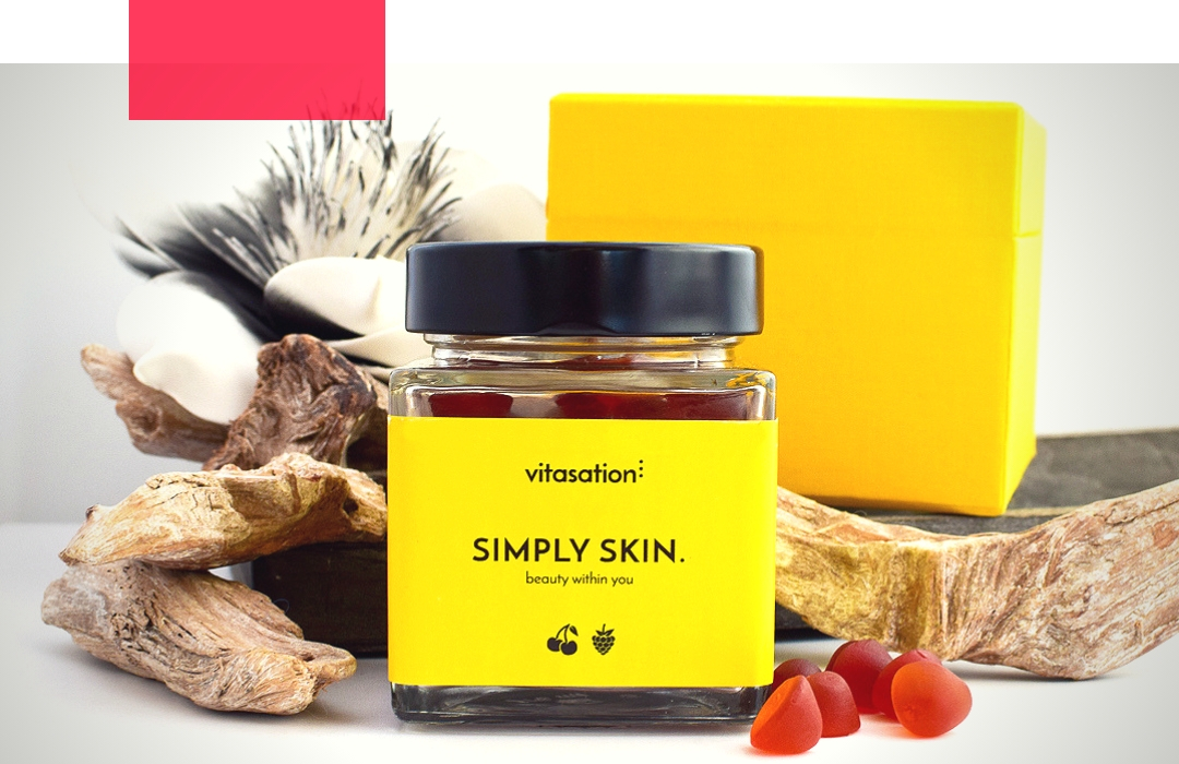 was ist Simply Skin von vitasation