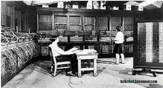sejarah komputer - generasi pertama