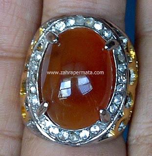 Cincin Batu Raflesia Bengkulu - ZP 505
