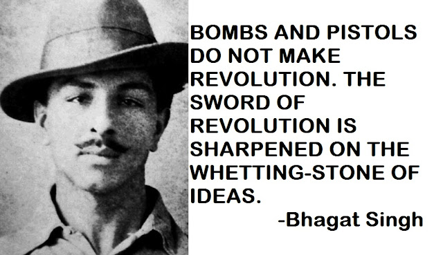 great sayings: quoteindian freedom fighter