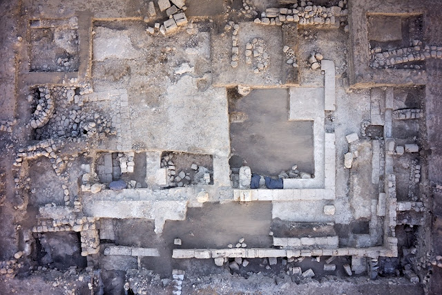 Possible medieval synagogue discovered near Sea of Galilee