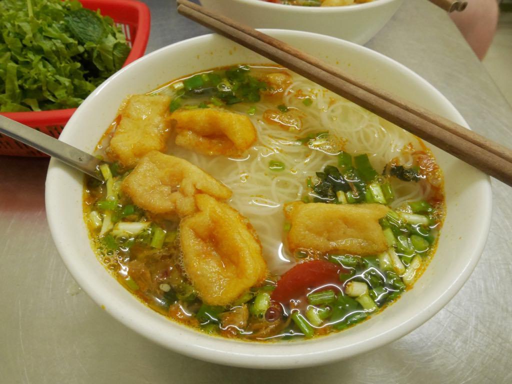 Crab Noodle, Vietnamese food