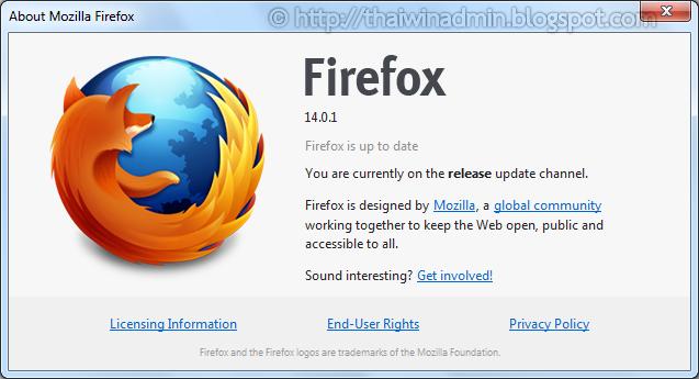 firefox esr 17 download for mac