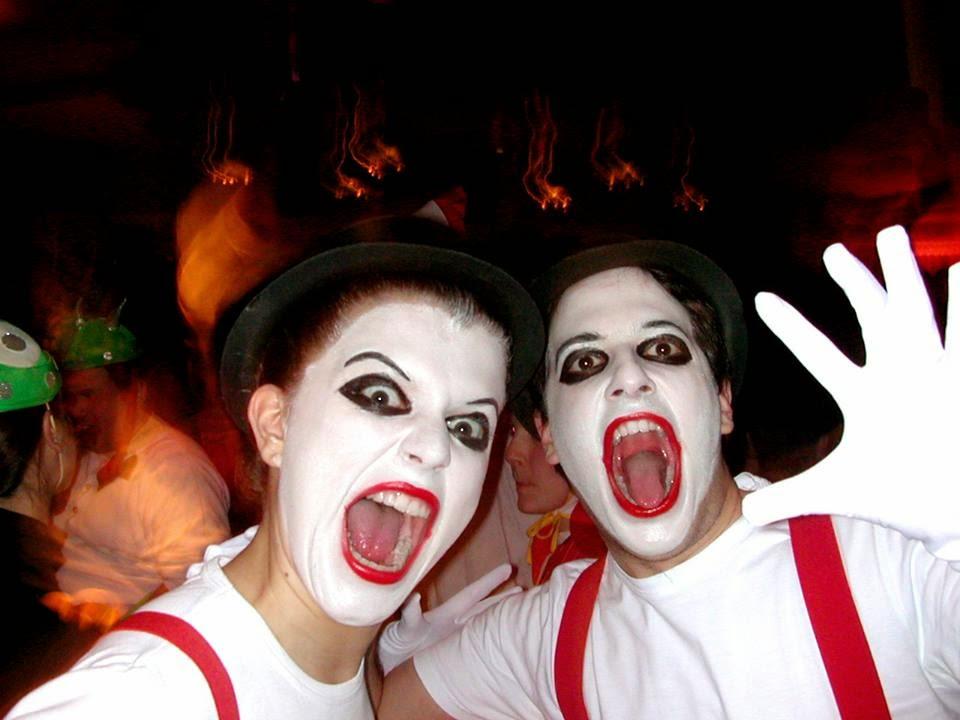 Carnival frenzy!