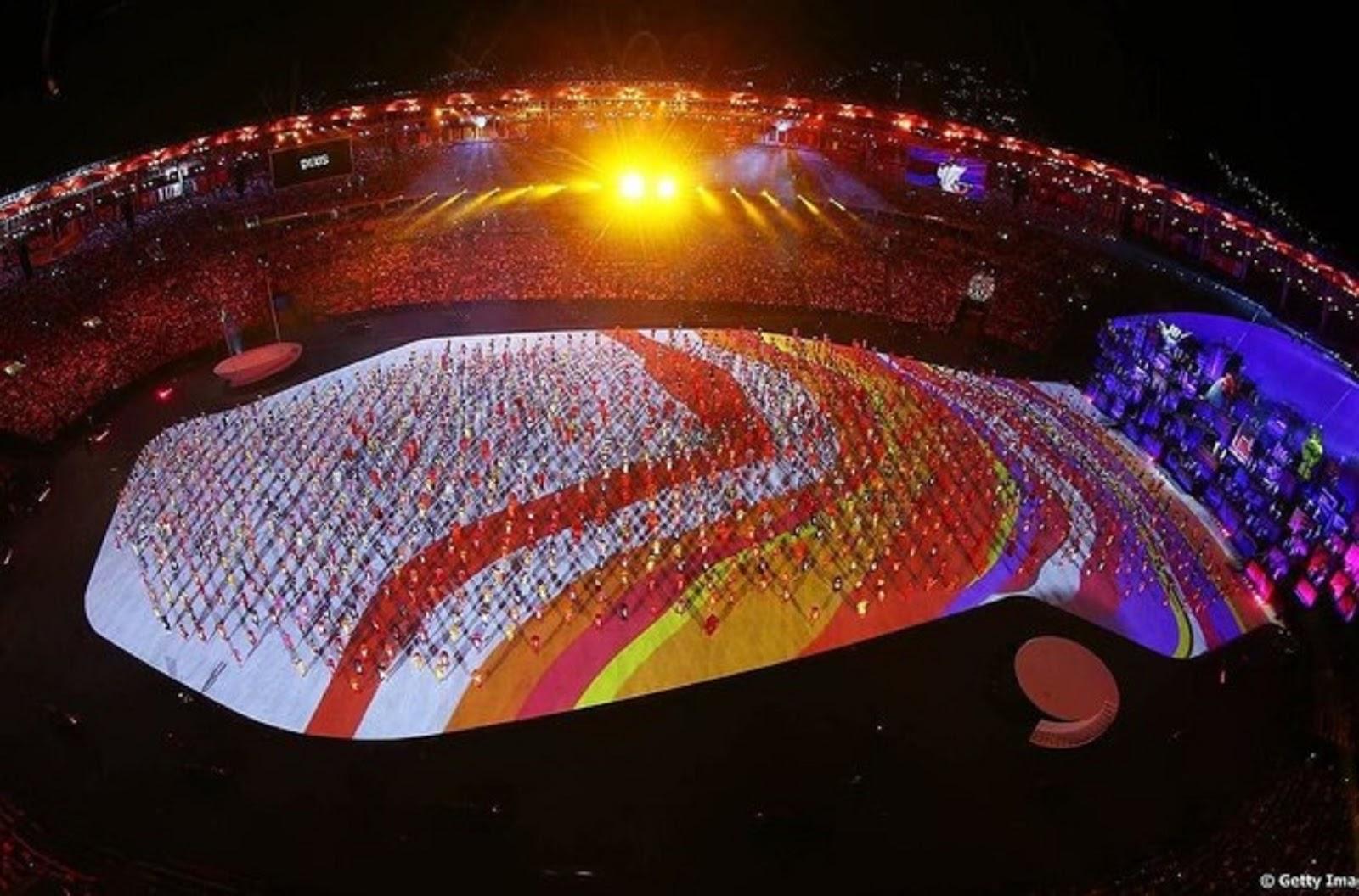 RIO OLYMPICS OPENING CEREMONY 5