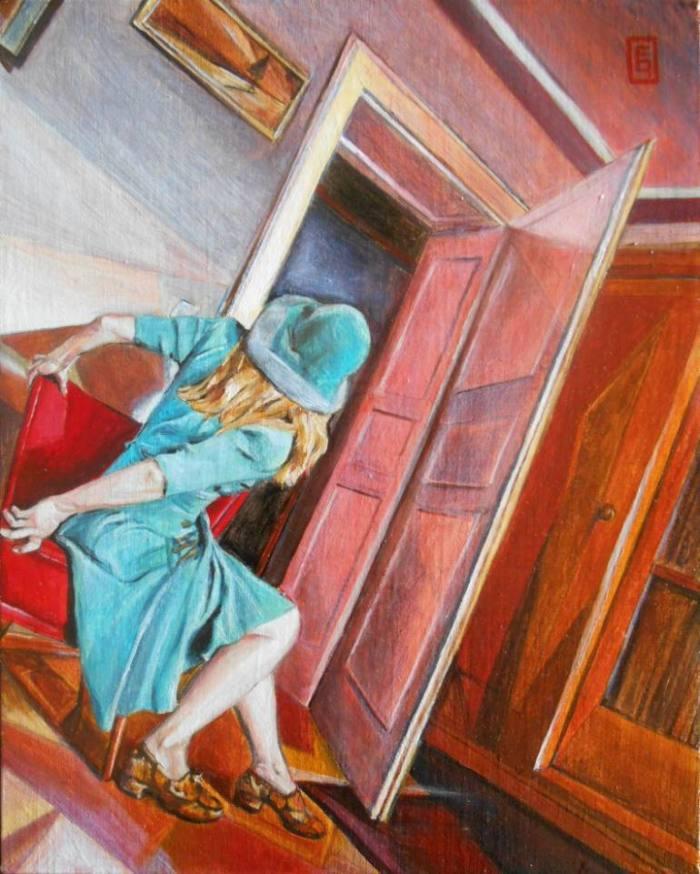 Фрагменты судеб. Eva Genoveva