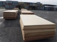 Aseguran madera con residuos de cocaína en Colima