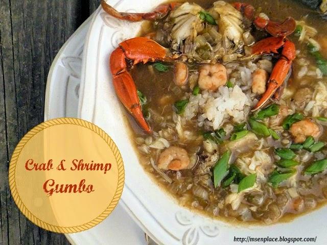 Crab & Shrimp Gumbo