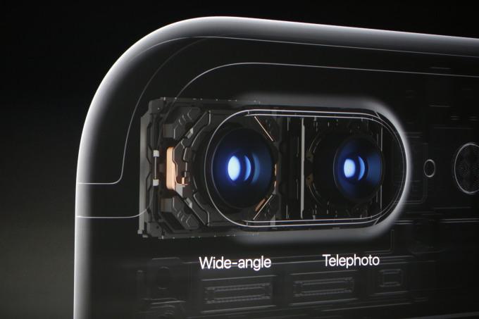 image sensors world apple presents iphone 7 plus dual camera