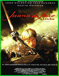 Jeanne d'Arc (Juana de Arco) (1999) | DVDRip Latino HD Mega