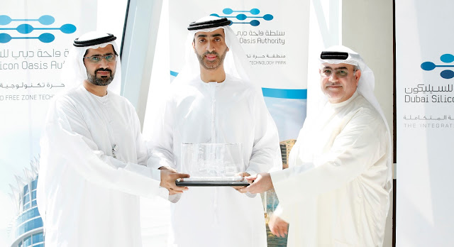 Imdaad receives 'Excellent Supplier' rating from Dubai Silicon Oasis' Business Excellence Award