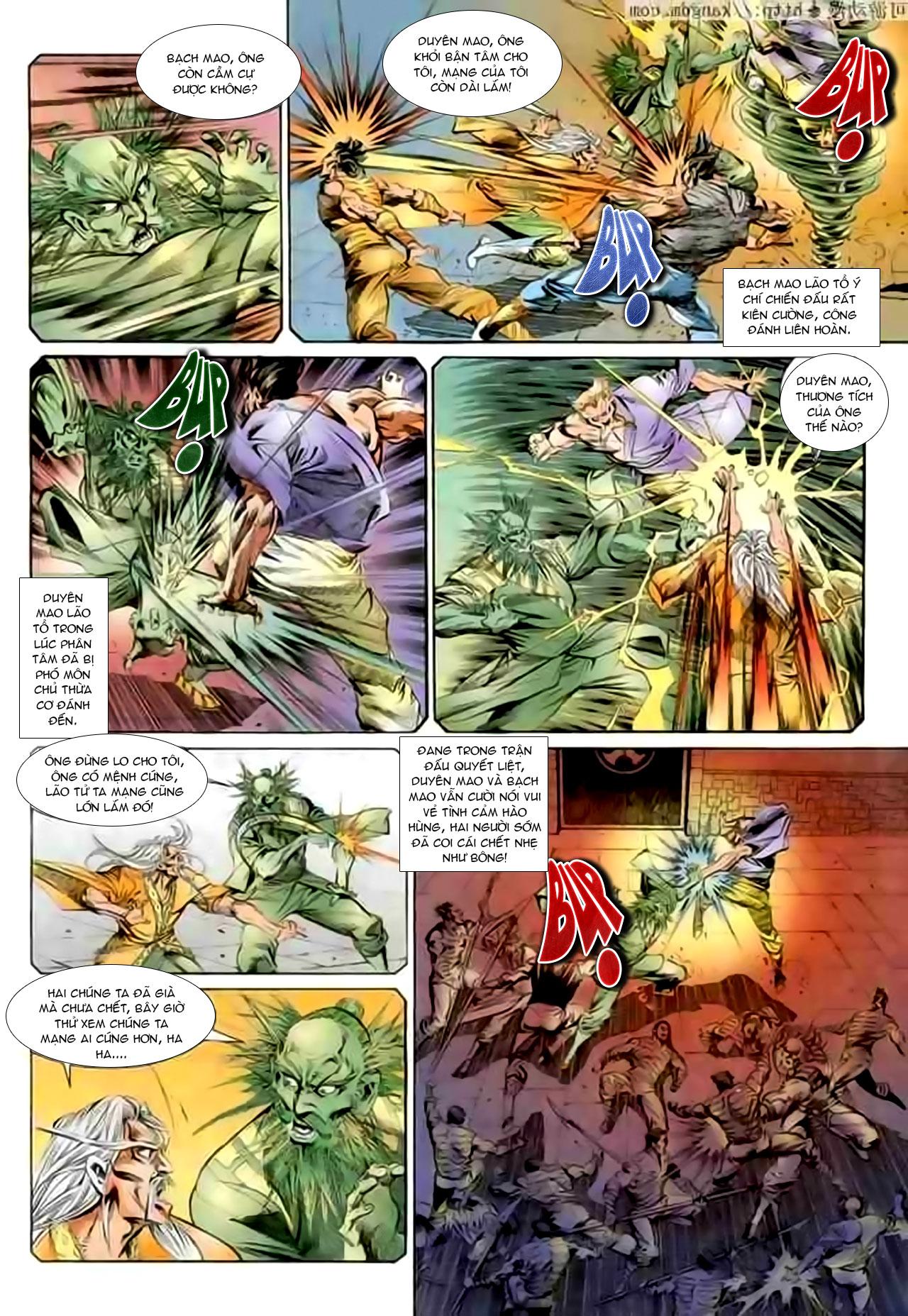 Cơ Phát Khai Chu Bản chapter 127 trang 4