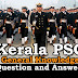 Kerala PSC General Knowledge Question and Answers - 55