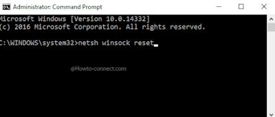 Cara Memperbaiki 'Network Adapter Error' Pada Windows 10 - Command Prompt 2