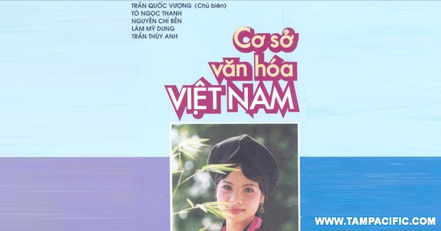 Cơ Sở Văn Hóa Việt Nam - Trần Quốc Vượng